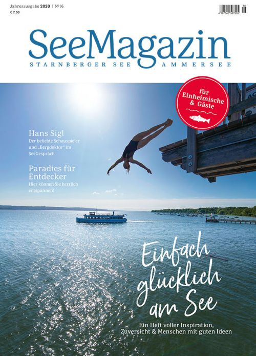 Cover SeeMagazin 2020